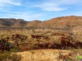 Photos d'Australie: Paysage Pilbara (Western australia)