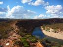 Photos d'Australie: Parc national Kalbari (Western australia)