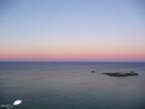 Photos d'Australie: Lever de soleil à Shark bay