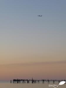 Avion en vol - photo par Aurore pernat