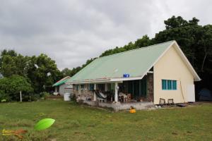 Maison des volontaires Cousin Island