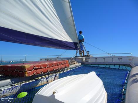 Journée catamaran sur le Shotover