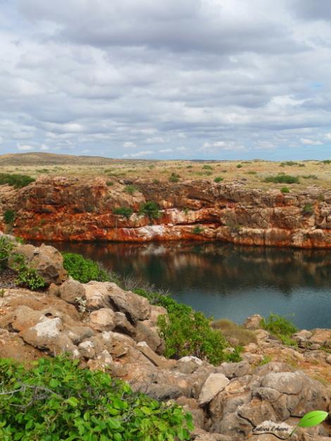 Yardie creek, parc national Cape range