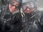 Mission sous la neige