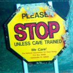 panneau stop cenotes