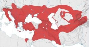 Distribution géographique de la couleuvre tessellée