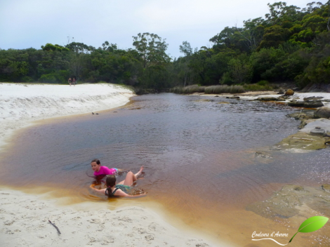 Jervis bay, parc national Booderee