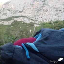 Dodo sur les berges de la rivière près du départ du sentier menant au canyon
