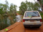 Millstream part road