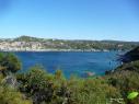 Vue sur la mer depuis Santa Teresa Gallura