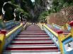 L'escalier de 272 marches.